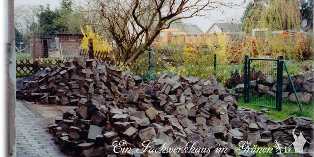 Natursteine, Großpflaster