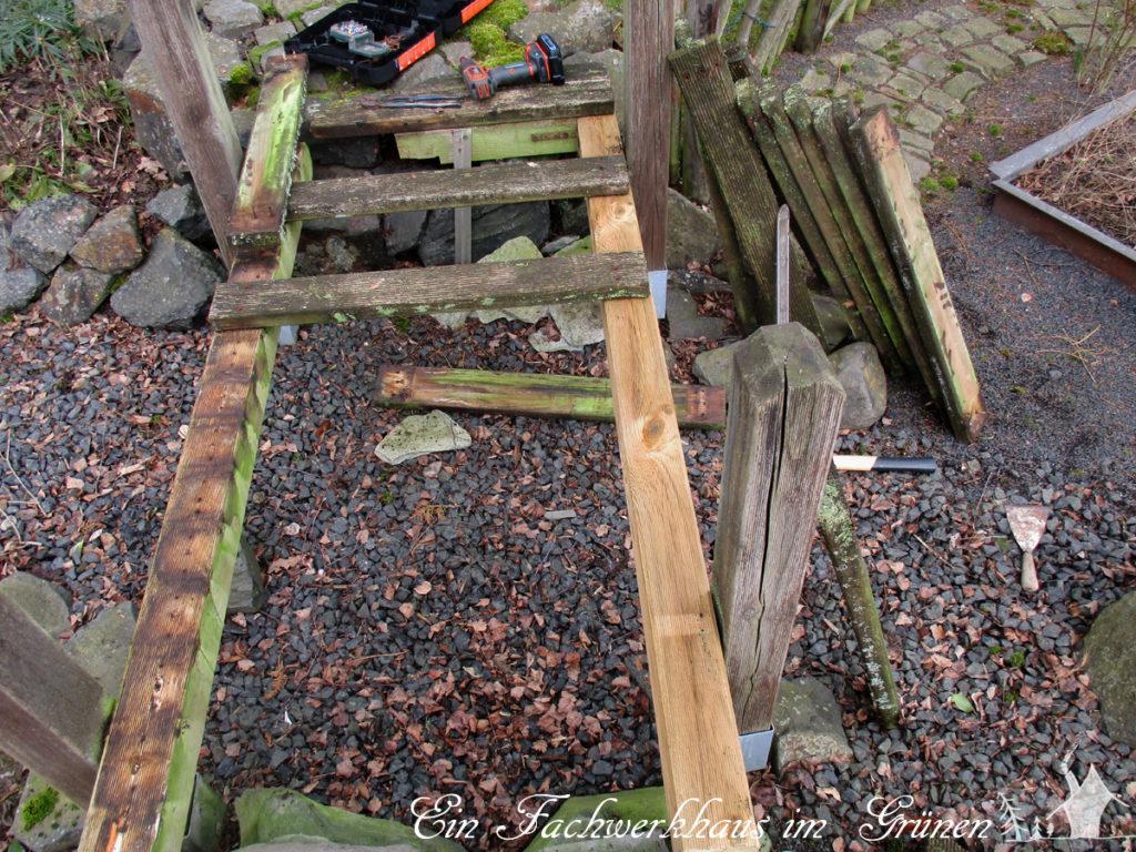 Gartenbrücke, Brücke im Garten, Gartenblog