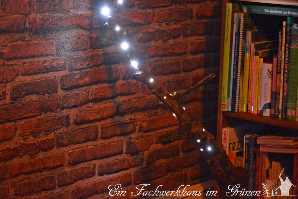 Lichtinstallation mit LEDs
