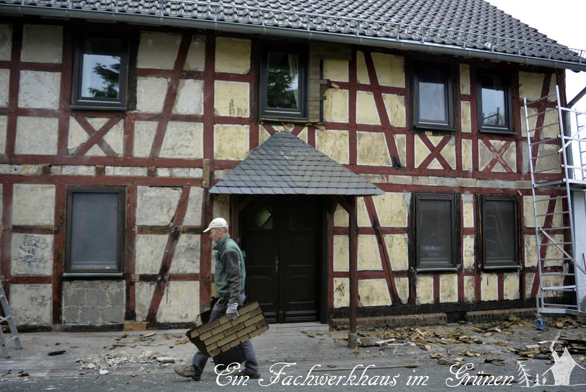 Fachwerk Sanieren Ein Fachwerkhaus Im Grunen