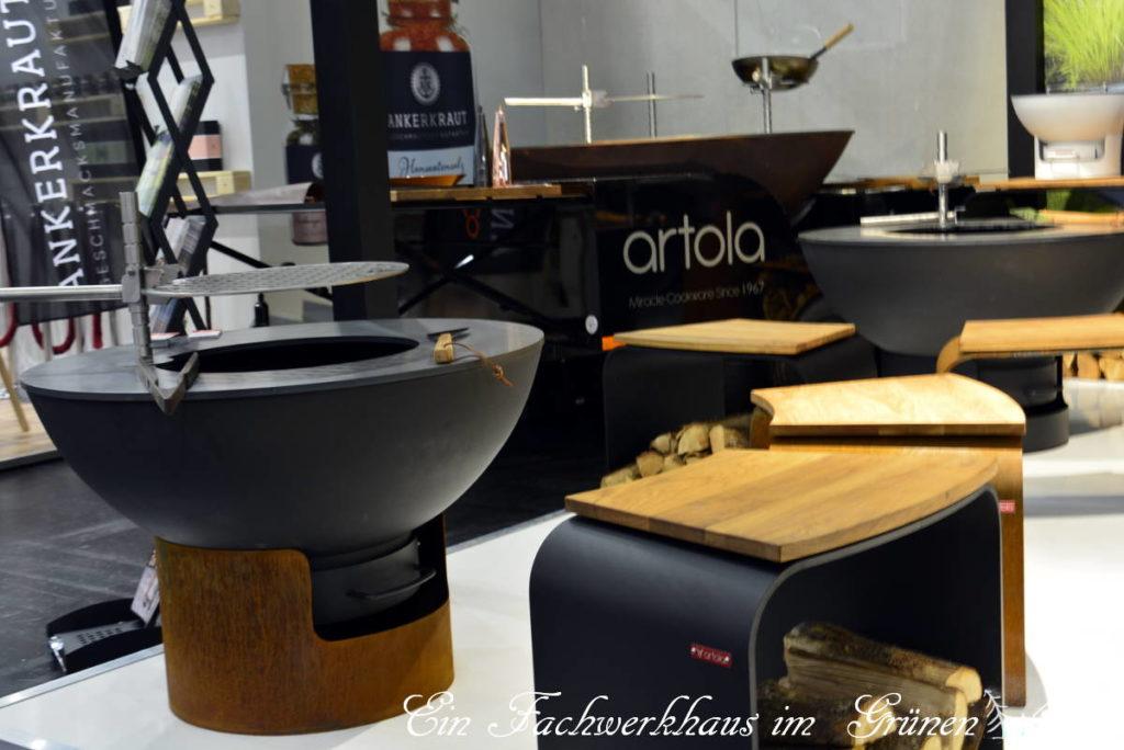 artola Grills auf der spoga + gafa 2019