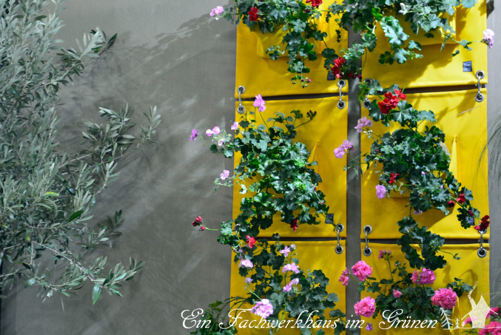 Blühende Wände von Blooming Walls