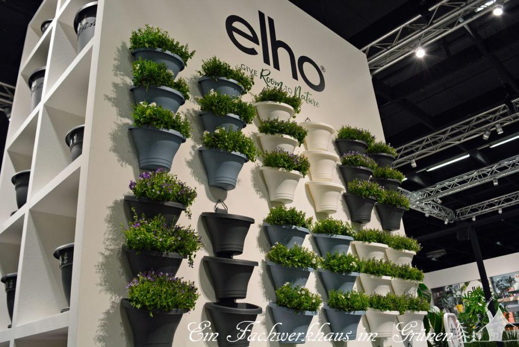 elho ist ein Hersteller, der wirklich bei jedem seiner Produkte, die Umwelt im Blick hat.